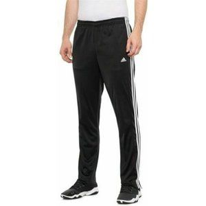 adidas Men's Essential Tricot Zip Pants Black